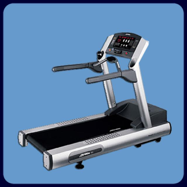 Life Fitness 95 Silver Series (4 pezzi)