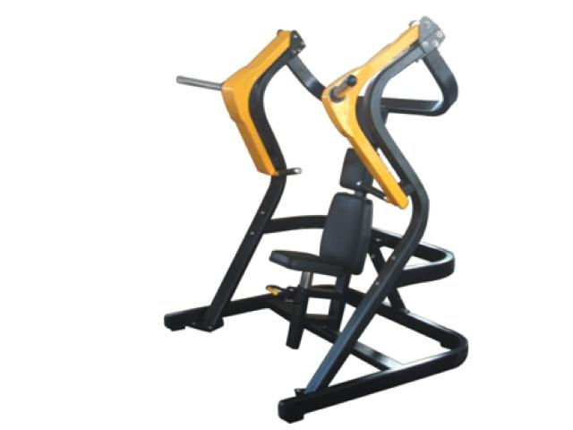 Iso lateral Incline Chest press NHS 1002