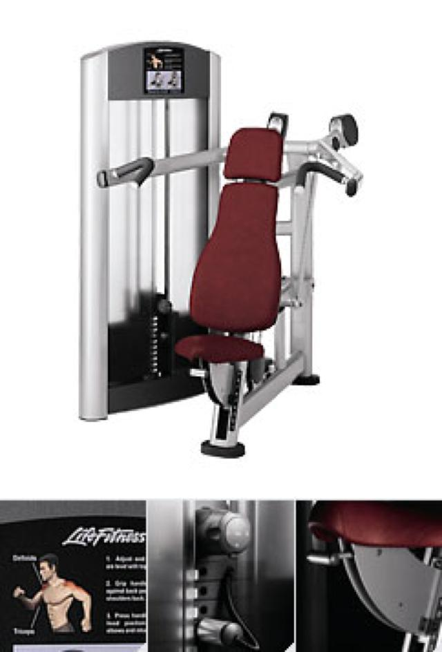 Shoulder Press (FZSP)
