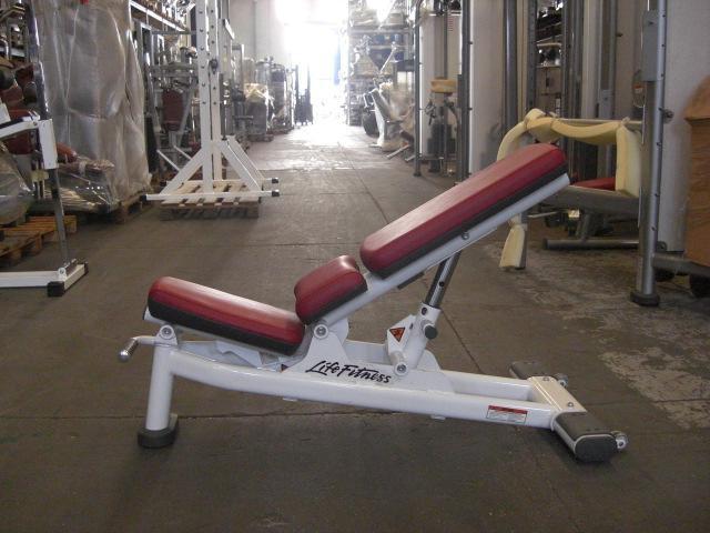 Multi - adjustable bench (SMAB)
