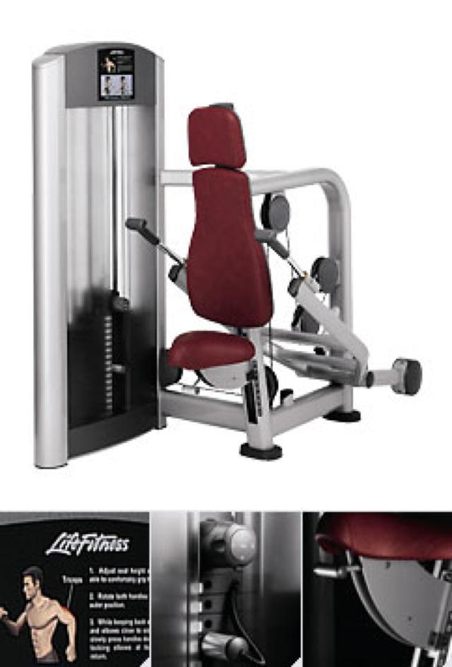 Triceps Press (FZTP)