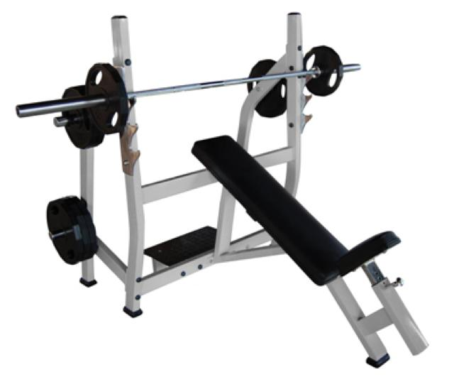Olympic Incline bench FW 2002
