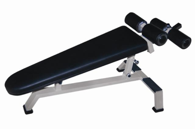 Adjustable Abdominal bench FW 2013