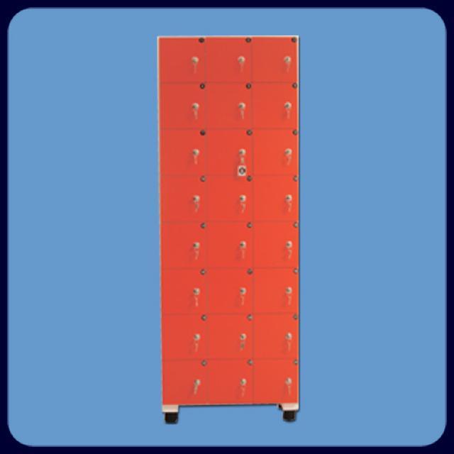 Armadio portaoggetti a 24 moduli (art.35)