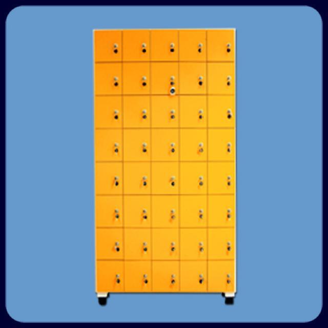 Armadio portaoggetti 40 moduli (art.36)