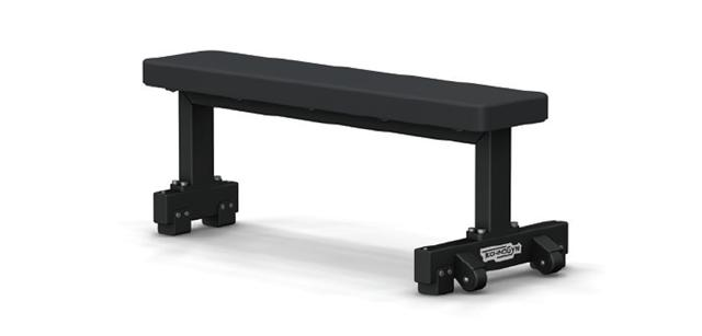 Flat Bench Pure Strength