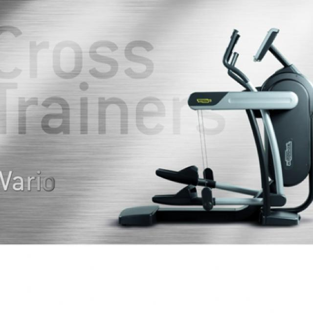 Techogym Vario + Crossover Excite 700 Led
