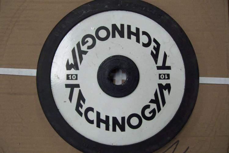 Disco technogym silver foro 50