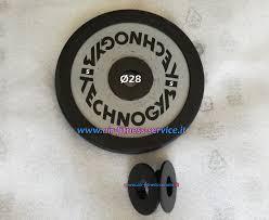 Disco technogym silver foro 28