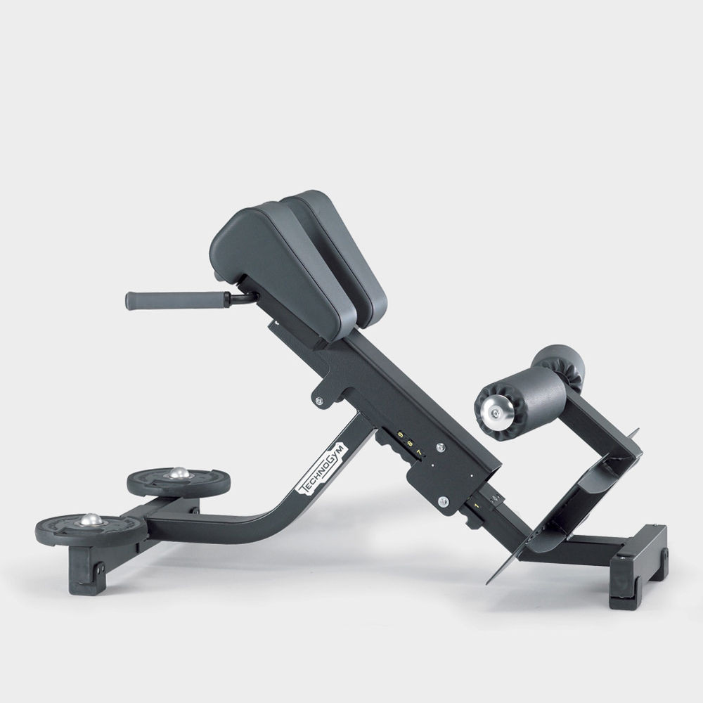 Lower back bench Pure strength
