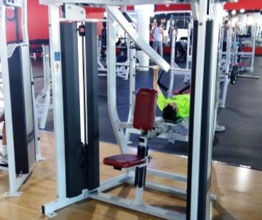 Life Fitness Hammer Strength Upper Body MTS
