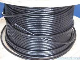 Cable for isotonic machines