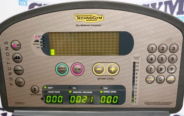 Consolle completa per macchine cardio xt pro 600