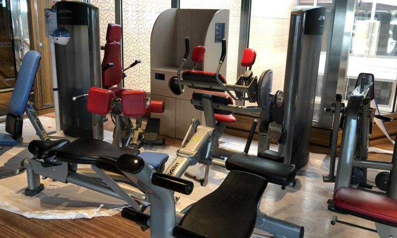 macchine life fitness 1