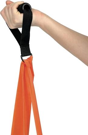 Coppia maniglie per fascia elastica AHF-141