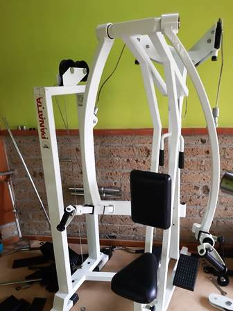 Vertical row fit 2000