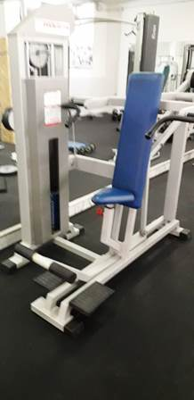 Shoulder press Fit 2000
