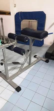 Hyperextension panatta bench
