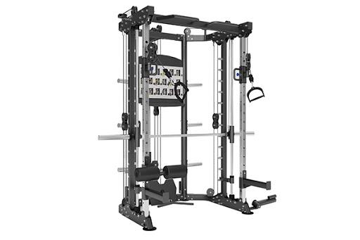 Multi functional Smith machine MND C80