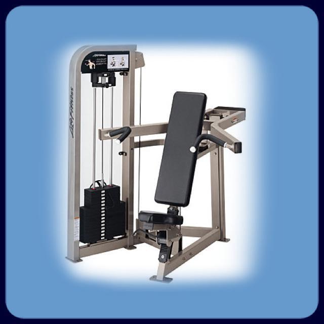 Shoulder press Pro Series