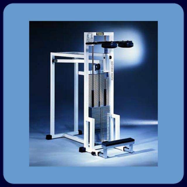 Calf Machine - Stand. Position