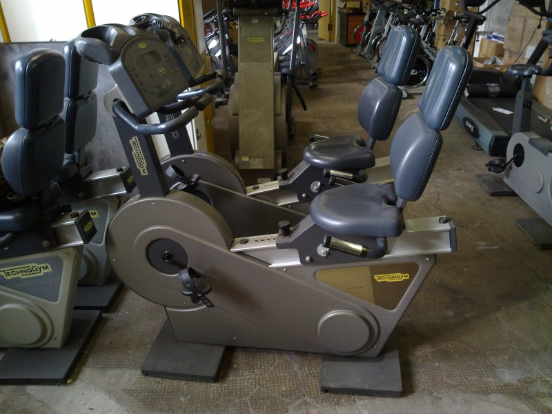 Technogym XT Pro 600 (2 pieces)