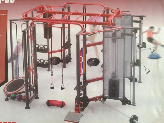 Crossfit Cage IRSH 1301