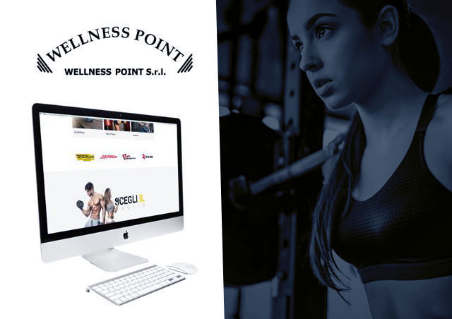 New Wellness Point website