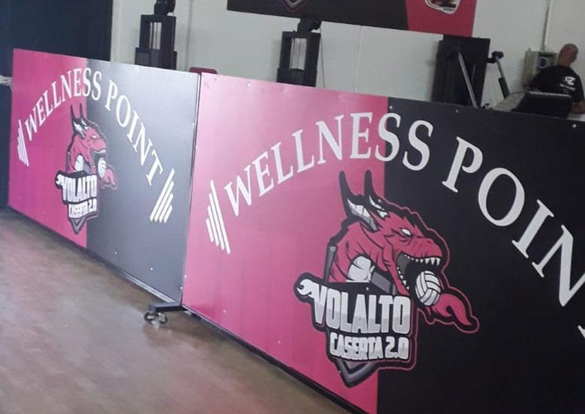 Wellness Point e Volalto 2.0 Caserta