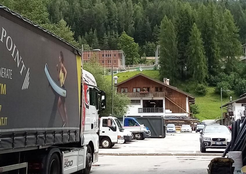 Wellness Point a Cortina d'Ampezzo
